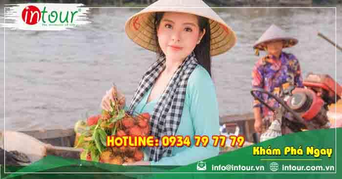Tour du lịch Nha Trang - Khánh Hòa - Phú Quốc - Miền Tây 6 ngày 5 đêm