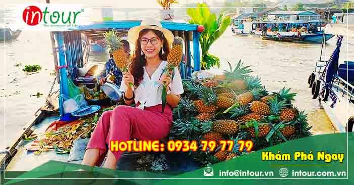 Tour du lịch Hà Nội - Miền Tây 4 ngày 3 đêm