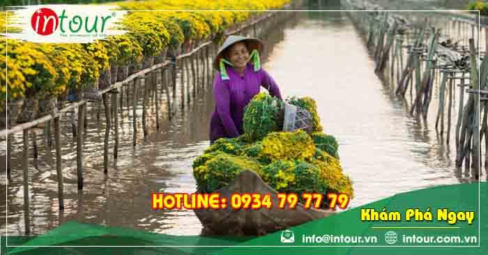 Tour Du lịch Bình Dương - Châu Đốc - Cần Thơ - Hà Tiên 4 ngày 3 đêm