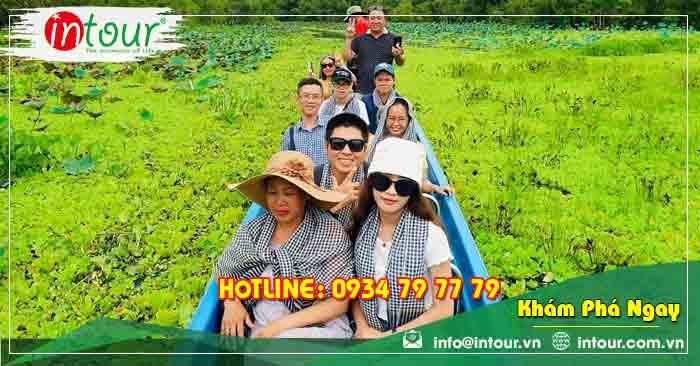 Tour du lịch Cao Bằng - Châu Đốc - Hà Tiên - Cần Thơ 4 ngày 3 đêm