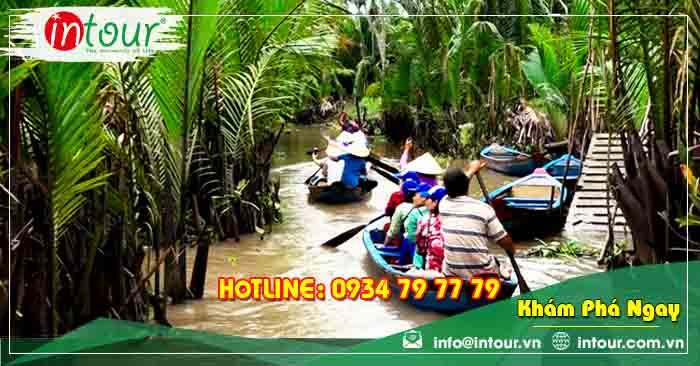 Tour Tiền Giang - Bến Tre - Cần Thơ - Châu Đốc Rừng Chàm Trà Sư đi từ Nha Trang - Khánh Hòa 3 ngày 2 đêm