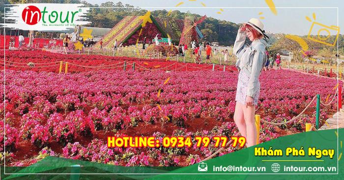 Tour du lịch Cao Bằng - Nha Trang - Đà Lạt 4 ngày 3 đêm