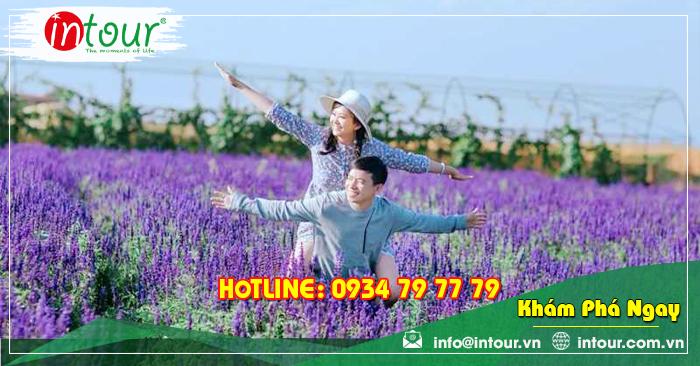 Tour du lịch Bình Phước - Nha Trang - Đà Lạt 4 ngày 4 đêm