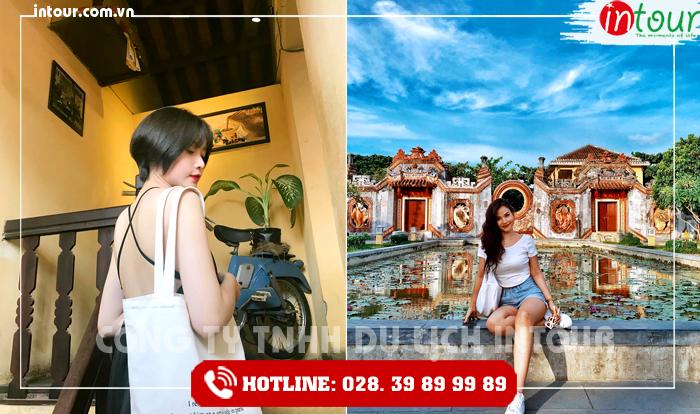 Tour du lịch Hải Phòng - Đà Nẵng - Hội An - Bà Nà 3 ngày 2 đêm