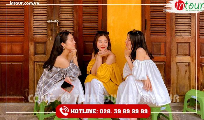 Tour du lịch Nha Trang - Khánh Hòa đi Đà Nẵng - Hội An - Bà Nà 3 ngày 2 đêm