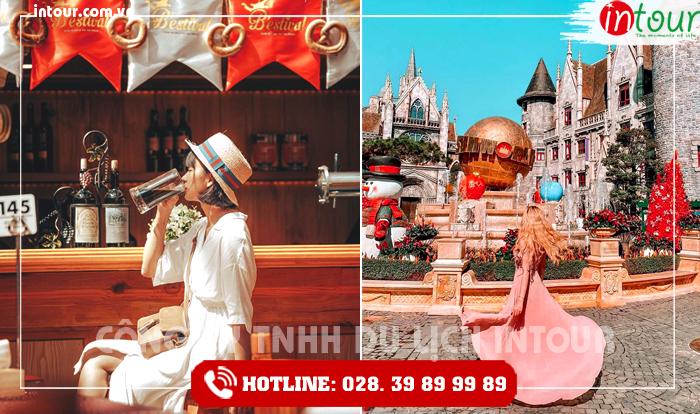 Tour du lịch Bình Thuận - Đà Nẵng - Hội An - Bà Nà 3 ngày 2 đêm
