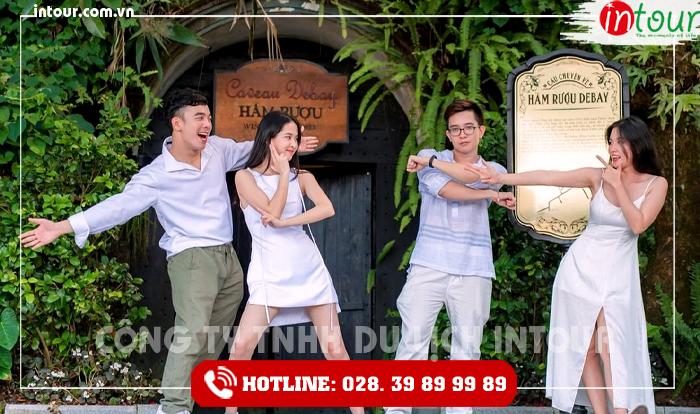 Tour du lịch Bạc Liêu - Đà Nẵng - Hội An - Bà Nà 3 ngày 2 đêm