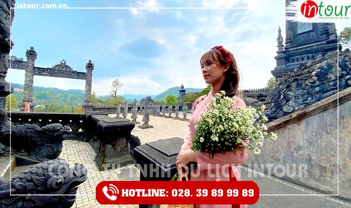 Tour du lịch Nha Trang - Khánh Hòa - Đà Nẵng - Hội An - Bà Nà - Huế 4 ngày 3 đêm