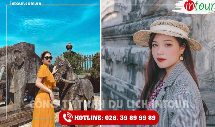 Tour du lịch Bình Thuận - Đà Nẵng - Hội An - Bà Nà - Huế 4 ngày 3 đêm