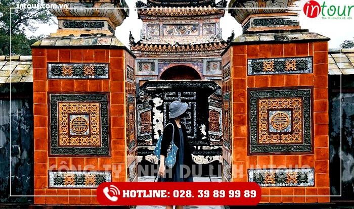 Tour du lịch Hải Phòng - Đà Nẵng - Hội An - Bà Nà - Huế 4 ngày 3 đêm