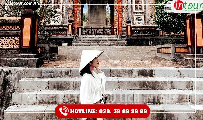 Tour du lịch Long An - Đà Nẵng - Hội An - Bà Nà - Huế 4 ngày 3 đêm