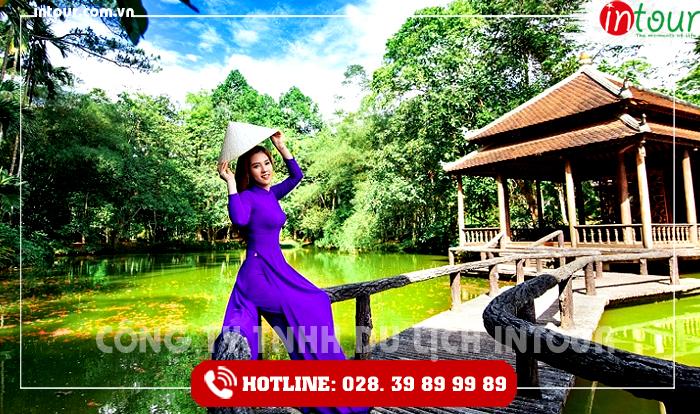 Tour du lịch Cần Thơ - Đà Nẵng - Hội An - Bà Nà - Huế 4 ngày 3 đêm