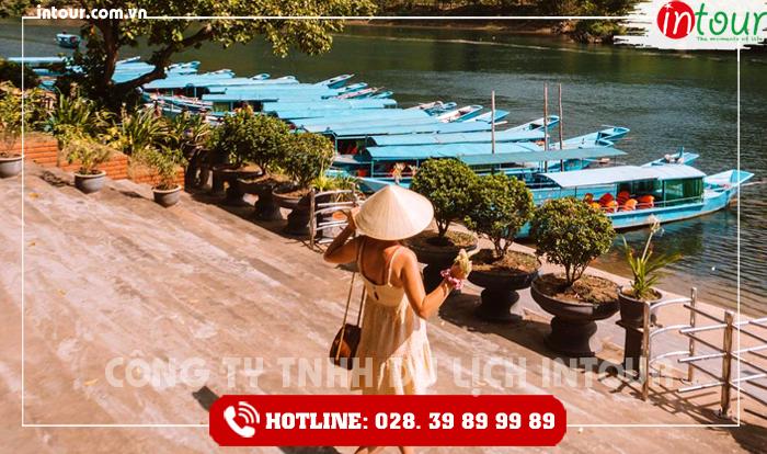 Tour du lịch Đồng Tháp - Đà Nẵng - Hội An - Bà Nà - Huế - Phong Nha 4 ngày 3 đêm