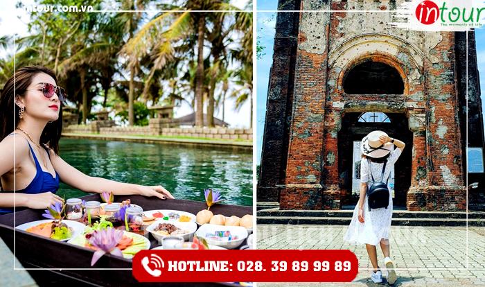 Tour du lịch Hải Phòng - Đà Nẵng - Hội An - Bà Nà - Huế - Phong Nha 4 ngày 3 đêm