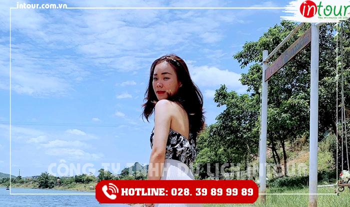 Tour du lịch Long An - Đà Nẵng - Hội An - Bà Nà - Huế - Phong Nha 4 ngày 3 đêm