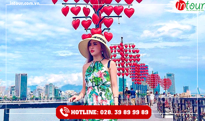 Tour du lịch Đồng Tháp - Đà Nẵng - Cù Lao Chàm - Hội An - Bà Nà - Huế 5 ngày 4 đêm