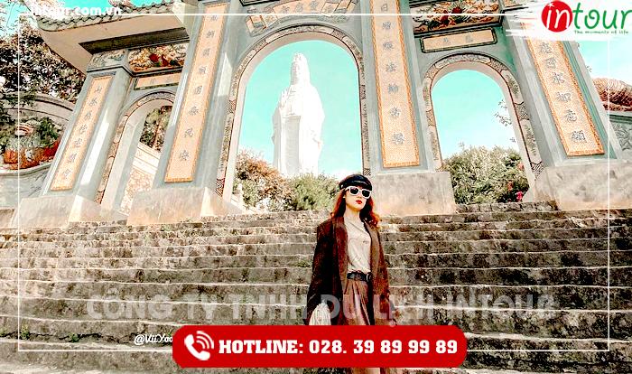 Tour du lịch Bình Phước - Đà Nẵng - Cù Lao Chàm - Hội An - Bà Nà - Huế 5 ngày 4 đêm