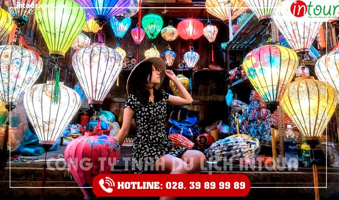 Tour du lịch Cần Thơ - Đà Nẵng - Cù Lao Chàm - Hội An - Bà Nà - Huế 5 ngày 4 đêm