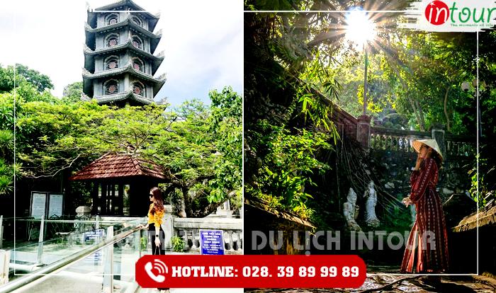 Tour du lịch Đồng Nai - Đà Nẵng - Cù Lao Chàm - Hội An - Bà Nà - Huế 5 ngày 4 đêm