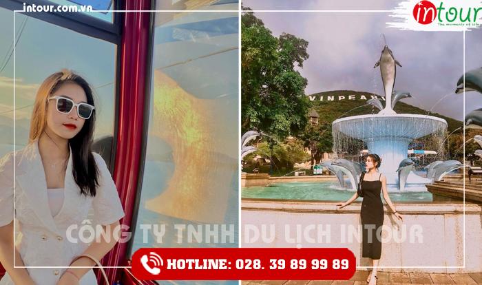 Tour Teambuilding Châu Đốc đi Nha Trang 3 ngày 3 đêm