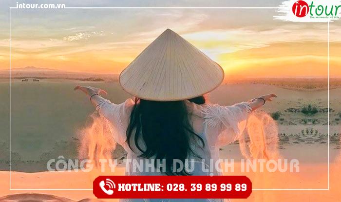Tour Teambuilding Đồng Tháp đi Phan Thiết - Mũi Né 2 ngày 1 đêm