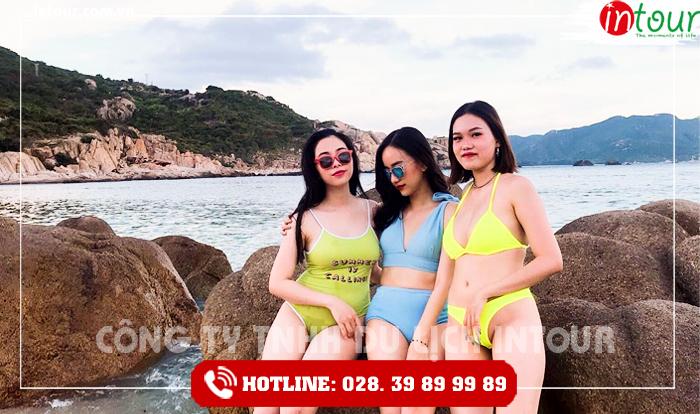 Tour du lịch Đảo Bình Ba - Nha Trang đi từ Hậu Giang 3 ngày 3 đêm