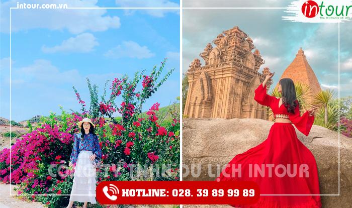 Tour du lịch Đảo Bình Ba - Nha Trang đi từ Châu Đốc 3 ngày 3 đêm