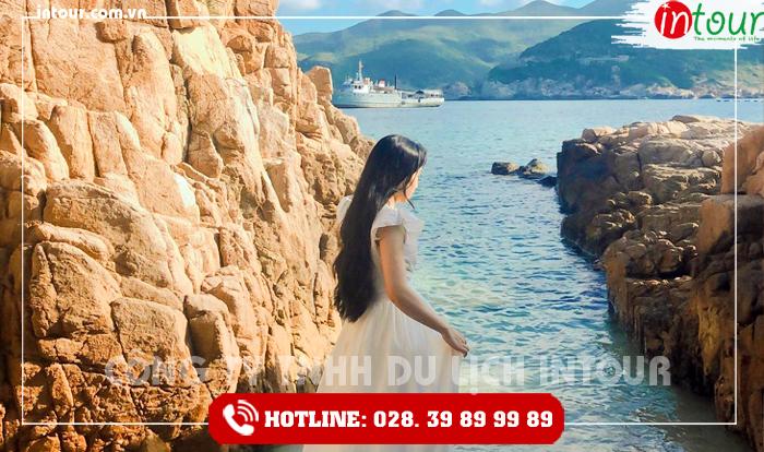 Tour du lịch Đảo Bình Ba - Nha Trang đi từ Đồng Tháp 3 ngày 3 đêm