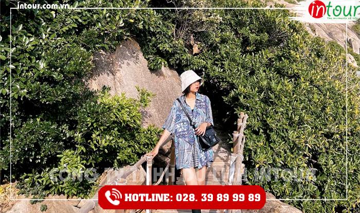 Tour du lịch Đảo Bình Ba - Nha Trang đi từ Trà Vinh 3 ngày 3 đêm