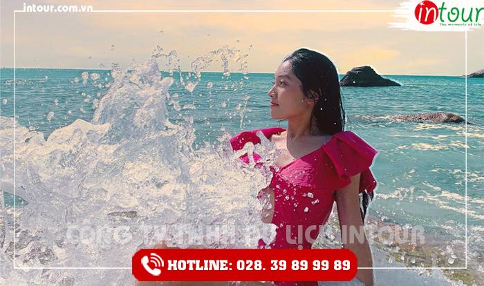 Tour du lịch Đảo Bình Ba - Nha Trang đi từ Bạc Liêu 3 ngày 3 đêm