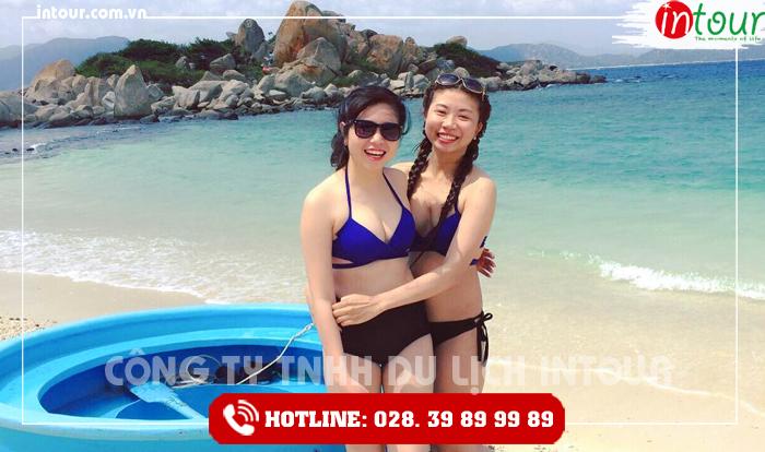 Tour Đà Lạt đi Đảo Bình Ba - Nha Trang 3 ngày 2 đêm
