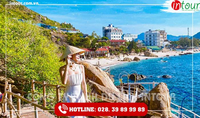 Tour Đảo Bình Ba - Nha Trang đi từ Cà Mau 3 ngày 3 đêm