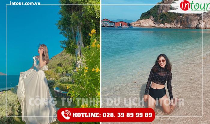 Tour Đảo Bình Ba - Nha Trang đi từ Kiên Giang 3 ngày 3 đêm