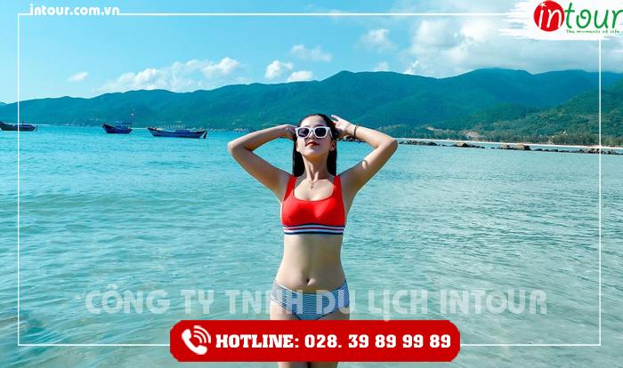 Tour du lịch Đảo Bình Ba - Đảo Tôm Hùm khởi hành từ Nha Trang - Khánh Hòa 2 ngày 1 đêm