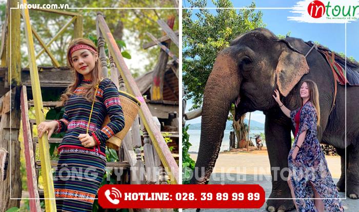 Tour Du lịch Hà Nội - Buôn Ma Thuột - Nha Trang 5 ngày 4 đêm