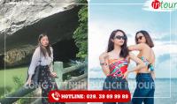 Tour du lịch Nha Trang - Khánh Hòa - Huế - Quảng Trị - Quảng Bình - Vinh 4 ngày 3 đêm