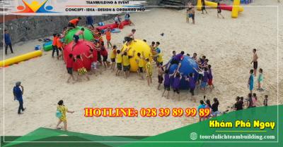 Tour du lịch teambuilding biển Long Hải 2 ngày 1 đêm