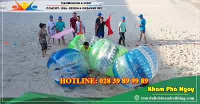 Tour du lịch teambuilding biển Vũng Tàu - Long Sơn 2 ngày 1 đêm