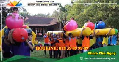 Tour du lịch teambuilding Đà Lạt 3 ngày 3 đêm