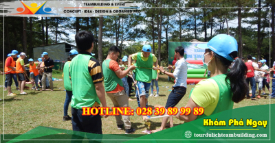 Tour du lịch teambuilding Đà Lạt 3 ngày 2 đêm