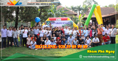 Tour du lịch teambuilding Đà Lạt 4 ngày 3 đêm