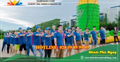 Tour du lịch teambuilding - gala dinner - lửa trại Phan Thiết - Mũi Né 3 ngày 2 đêm