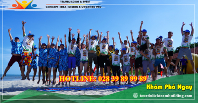 Tour du lịch teambuilding - gala dinner - lửa trại Phan Thiết - Mũi Né 2 ngày 1 đêm