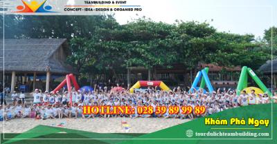 Tour du lịch teambuilding - gala dinner Phan Thiết - Mũi Né 1 ngày 1 đêm