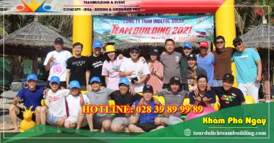 Tour du lịch teambuilding biển Long Hải - Long Sơn 2 ngày 1 đêm