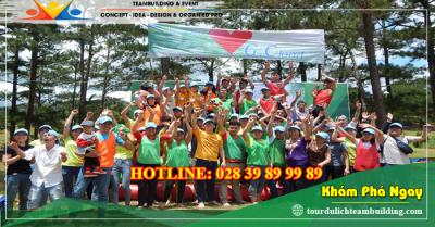 Tour du lịch teambuilding Đà Lạt 2 ngày 2 đêm