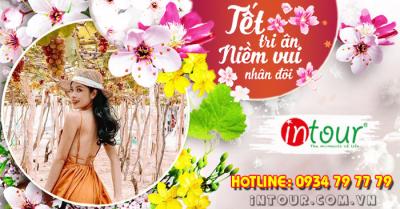 Tour du lịch Ninh Chữ - Vĩnh Hy 3 ngày 2 đêm Tết Nguyên Đán