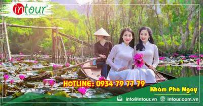 Tour du lịch Hà Nội - Phú Quốc - Miền Tây 6 ngày 5 đêm