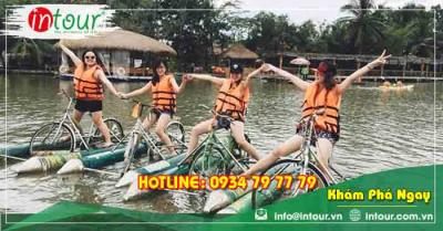 Tour du lịch Đồng Nai - Châu Đốc - Cần Thơ - Hà Tiên 4 ngày 3 đêm