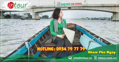 Tour du lịch Bình Thuận - Miền Tây - Châu Đốc - Hà Tiên - Cần Thơ 4 ngày 3 đêm